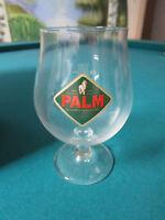 Ritzenhoff 6 Cristal Beer Glasses Promoting PALM BELGIUM BEER NIB