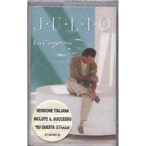 JULIO IGLESIAS - La carretera - Versione Italiana - MC MUSICASSETTA 1995 SEALED