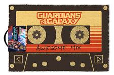 Official Guardians of the Galaxy Vol. 2 Doormat - 100% Coir Rubber Back Door Mat