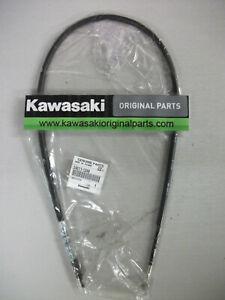 Kawasaki KMX125/200 Genuine Clutch Cable 54011-1249