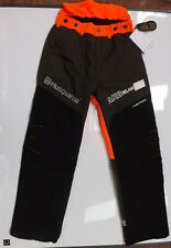 HUSQVARNA FUNCTIONAL CHAINSAW TROUSERS TYPE A CLASS 1