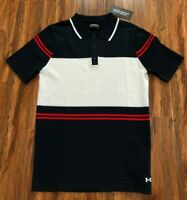 Under Armour Sportswear Polo Shirt Premium Knit Men's Size Small