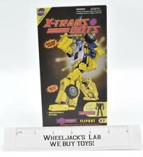 G2 Flipout Wildrider Monolith Menasor MX-14 B2 SEALED X-Transbots Transformers