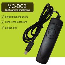 NEW MC-DC2 Camera Remote Shutter Release Cord Cable for Nikon D750 DF D610 D7200