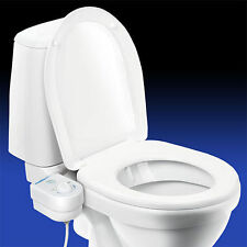 Toilet Bidet Attachment Cleaner Hygenic  Adjustable  Supply Hygiene Wash Room