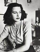 1938 Vintage HEDY LAMARR Movie Actress ALFRED EISENSTAEDT Cinema Photo Art 16X20