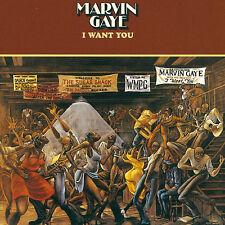 Marvin Gaye - I Want You (180g 1LP + MP3 Code, Edizione Limitata) NUOVO