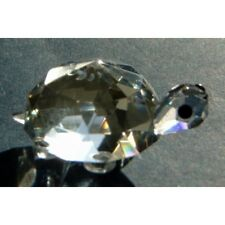 Cut Glass Tortoise Ornament -1333