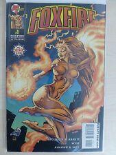 """Foxfire Ultraverse Issue 1 """"First Print"""" - 1996 Malibu Comics"""
