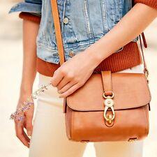 Dooney & Bourke Florentine Collection Small Ashley Saddle Bag