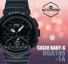 Casio Baby-G BGA-195 Standard Analog Digital Watch BGA195-1A AU FAST & FREE