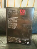 Star wars 40th anniversary black series Empire Strikes Back Probe Droid BOX ONLY