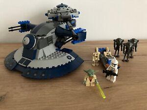 LEGO StarWars Armoured Assault Tank ATT (8018)