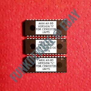 Akai AX-80 EPROM Firmware Upgrade KIT / ROM Upgrade Chip AX80