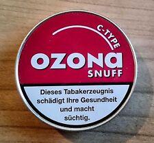 20 x 5g Ozona C-Type (Cherry) Snuff von Pöschl, Schnupftabak