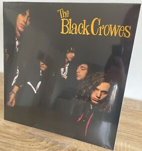 THE BLACK CROWES - SHAKE YOUR MONEY MAKER LIMITED EDITION EVERGREEN VINYL
