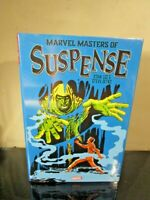NEW SEALED HARD COVER Marvel Masters Of Suspense Lee & Ditko Omnibus HC Vol 01