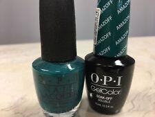 Opi Gelcolor + Matching Gel Polish Amazon.Amazonoff!
