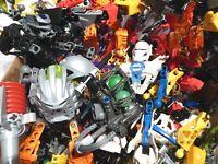 LEGO 0,5 Kilo kg Bionicle Bauteile Technic  Knights Einzelteile Figuren Konvolut