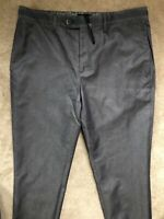 "TED BAKER MEN'S BLUE ""NUTRO"" SLIM FIT TROUSERS PANT'S CHINO'S - 36R - NEW"