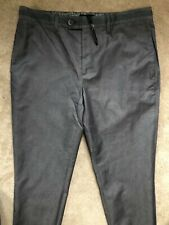 """TED BAKER MEN'S BLUE """"NUTRO"""" SLIM FIT TROUSERS PANT'S CHINO'S - 36R - NEW"""