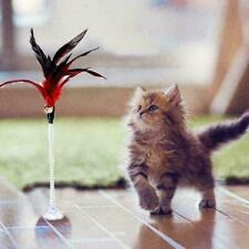 Feather Multifunction Rotating Pet Teaser Cat Mouse Accessories Mouse New