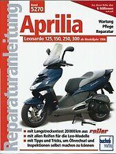 Motorbuch Bd. 5270 Reparatur-Anleitung APRILIA Leonardo 125 150 250 300 ab 96 Ap
