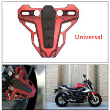 CNC Alloy Front Disc Brake & Suspension Reservoir Pump Cover Motorcycle Parts