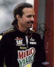 Kyle Petty autographed signed autograph 8x10 NASCAR photo UDA Upper Deck sticker