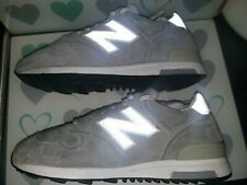 Mens New Balance Suede Trainers Size 9 V.G.C