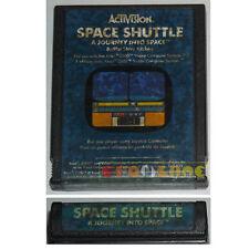 SPACE SHUTTLE A JOURNEY INTO SPACE Atari Vcs 2600 »»»»» CARTUCCIA
