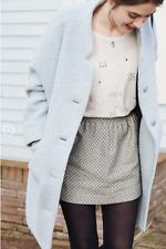BNWT Spring coat. Blue wool. L / 14-16. Des Petits Hauts £375 from John Lewis