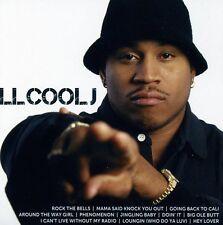 LL Cool J, L.L. Cool J - Icon [New CD] Clean