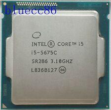 Intel Core i5-5675C OEM 3.1GHz LGA1150 SR2FX 4M Cache 4-Core GPU P4600 65W CPU