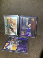 2002-03 Upper Deck Game Night Ray Allen Milwaukee Bucks NBA Sweet Shot Card Lot