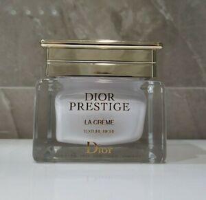FULL SIZE Christian Dior Prestige La Creme Texture RICHE 50ml. SEALED!!!