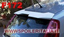 SPOILER FIAT GRANDE PUNTO ABARTH LOOK GREZZO SPED GRUTUITA cod F172G  SI172-1G