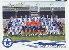 N°070 TEAM ATROMITOS STICKER PANINI GREEK GREECE LEAGUE 2010