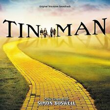 FREE US SHIP. on ANY 3+ CDs! NEW CD : Tin Man - Original Television Soundtrack S