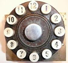 1938 MILLS ZEPHYR JUKEBOX 900 series part: 12 RECORD SELECTOR