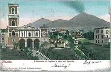 CARTOLINA d'Epoca - NAPOLI : RESINA 1905