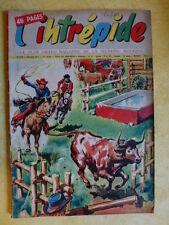 L'INTREPIDE 432  DEL DUCA 1958