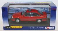 Vanguards 1/43 Scale VA14002A Vauxhall Carlton GSi Carmine Red RHD