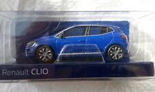 Exclusif!! Renault Clio 5 . 2019 en Version 3 inches échelle 1/60. Boite Renault
