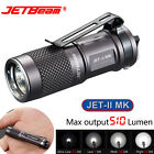 JETbeam JET-U Cree XP-G2 510LM Mini Portable Waterproof LED Flashlight Torch