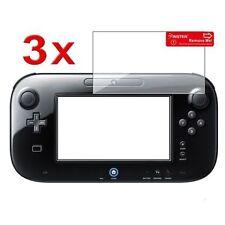 Film protecteurs d'écran pour console de jeux vidéo Nintendo Wii U