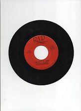 "JODY LEAVINS VG+ 7"" 45 RAP #109 ALLIGATOR MAN WHY I HAVE NO DADDY COUNTRY BOPPER"