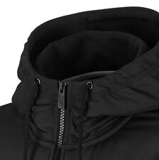 NEW Nike Mens Nike Club Fleece Full Zip Up Hoodie Top Jacket Ltd Edition BLACK