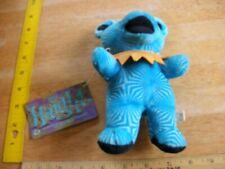 Grateful Dead Bean Bear 1990s Liquid Blue Production NWT HAIGHT 7