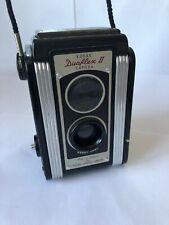 Kodak Duaflex 2 Camera with Leather Case